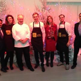 Un Noël solidaire à Courbevoie
