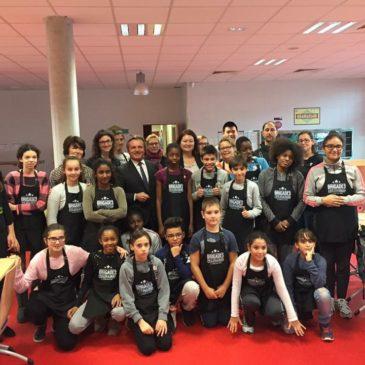 Les Brigades Culinaires arrivent à Achères(78)!