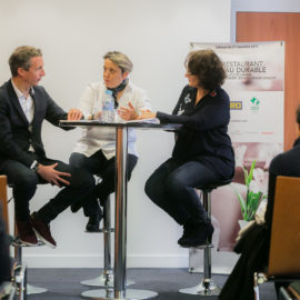 "Colloque METRO ""Mon Restaurant passe au Durable"""