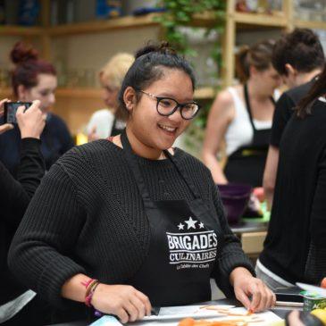 Compétition culinaire pour la Fédération des Associations Générales Etudiantes, la FAGE !