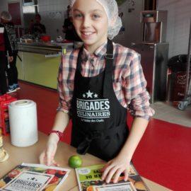 Zoom sur 3 collèges qui participent à notre programme d'éducation culinaire !