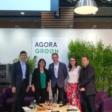 Nous avons parlé alimentation durable au Sirha Green
