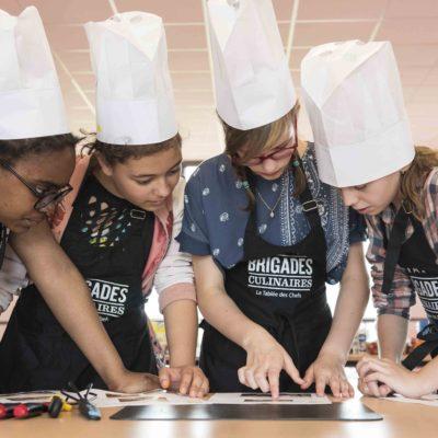 Lancement de l'épreuve finale des Brigades Culinaires ©CorinneJamet