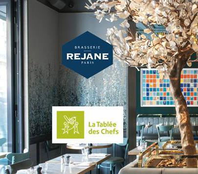 Tous à la Brasserie Réjane !