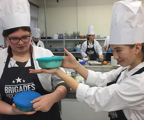 [Communiqué de presse] – Nouvelles Brigades Culinaires à Ham