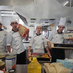Jour 1 - Au lycée La Hotoie d'Amiens