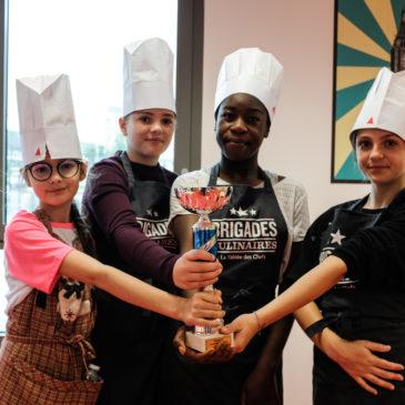 Les Brigades Culinaires citées dans la presse locale !