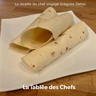Cuisiner avec La Tablée des Chefs #1, Chef Grégoire Dettai